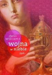 Okładka książki Wojna w niebie Charles Williams
