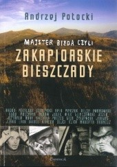 Okładka książki Majster Bieda czyli zakapiorskie Bieszczady Andrzej Potocki