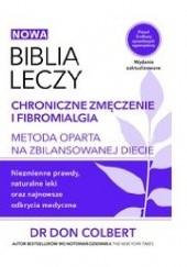 Okładka książki Biblia leczy. Chroniczne zmęczenie