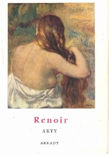 Okładka książki Renoir. Akty