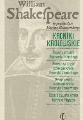 Okładka książki Kroniki królewskie William Shakespeare