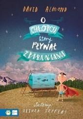 Okładka książki O chłopcu, który pływał z piraniami David Almond