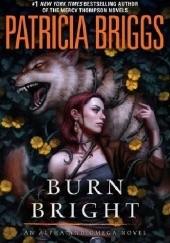 Okładka książki Burn Bright Patricia Briggs