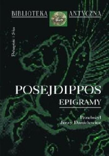 Okładka książki Epigramy Posejdippos