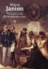 Okładka książki Niesamowita Słowiańszczyzna Maria Janion