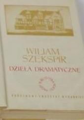 Okładka książki Dzieła dramatyczne II: komedie tom II William Shakespeare