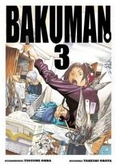Okładka książki Bakuman #3 Tsugumi Ohba,Takeshi Obata