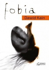 Okładka książki Fobia Dawid Kain