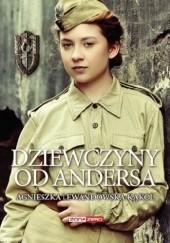 Okładka książki Dziewczyny od Andersa Agnieszka Lewandowska-Kąkol