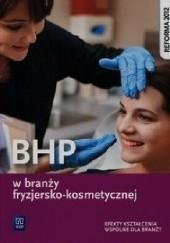 Okładka książki BHP w branży fryzjersko-kosmetycznej Magdalena Ratajska