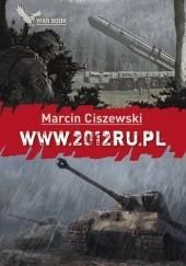 Okładka książki www.2012ru.pl Marcin Ciszewski