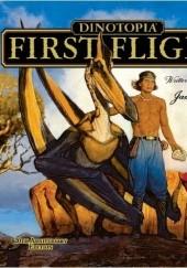 Okładka książki Dinotopia: First Flight James Gurney
