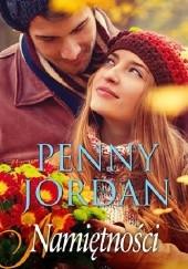 Okładka książki Namiętności Penny Jordan