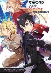 Okładka książki Sword Art Online: Progressive 04 Reki Kawahara