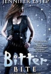 Okładka książki Bitter Bite Jennifer Estep