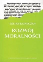 Okładka książki Rozwój moralności Feliks Koneczny