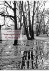 Okładka książki Samospalenia Konwickiego Przemysław Kaniecki