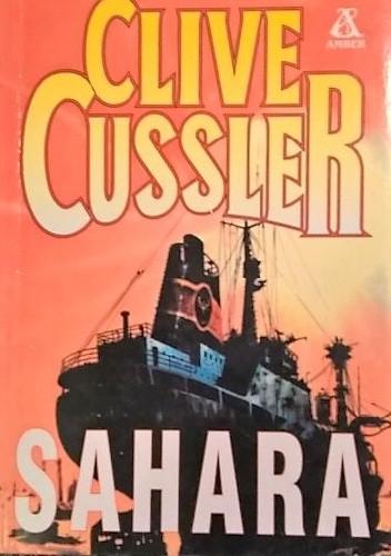 Okładka książki Sahara Clive Cussler