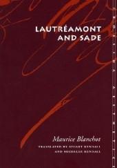 Okładka książki Lautréamont and Sade Maurice Blanchot