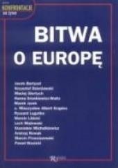 Okładka książki Bitwa o Europę Jacek Bartyzel