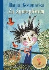 Okładka książki Za żywopłotem Maria Kownacka