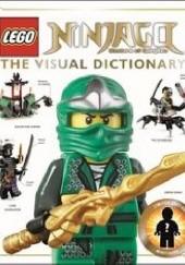 Okładka książki LEGO Ninjago Visual Dictionary praca zbiorowa