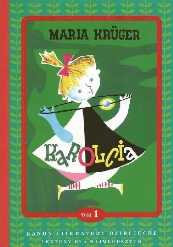 Okładka książki Karolcia Maria Krüger
