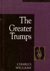 Okładka książki The Greater Trumps Charles Williams