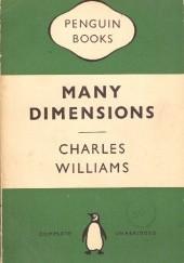 Okładka książki Many Dimensions Charles Williams