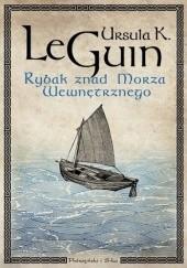 Okładka książki Rybak znad Morza Wewnętrznego Ursula K. Le Guin