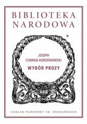 Okładka książki Wybór prozy Joseph Conrad
