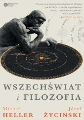 Okładka książki Wszechświat i filozofia Józef Życiński,Michał Heller