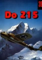 Okładka książki Dornier Do 215 Janusz Ledwoch