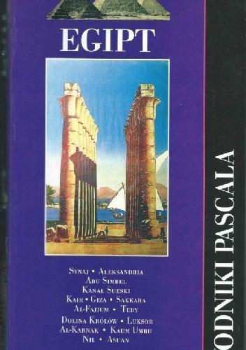 Okładka książki Egipt praca zbiorowa
