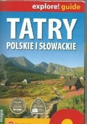 Okładka książki Tatry Polskie i Słowackie Tomasz Nodzyński