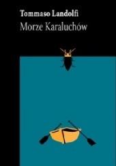 Okładka książki Morze Karaluchów Tommaso Landolfi