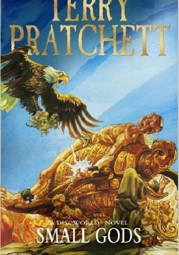 Okładka książki Small Gods Terry Pratchett
