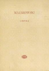 Okładka książki Liryka Włodzimierz Majakowski