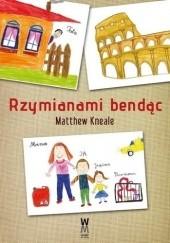 Okładka książki Rzymianami bendąc Matthew Kneale