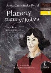 Okładka książki Planety Pana Mikołaja Anna Czerwińska-Rydel