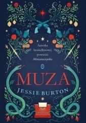 Okładka książki Muza Jessie Burton