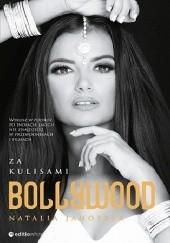 Okładka książki Za kulisami Bollywood