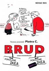 Okładka książki Brud Piotr C.