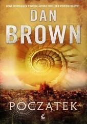 Okładka książki Początek Dan Brown