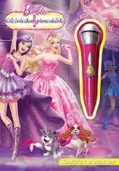 Okładka książki Barbie. Księżniczka i piosenkarka Tomasz Klonowski