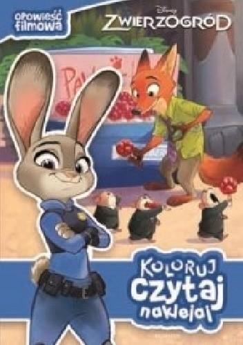 Okładka książki Zwierzogród Tomasz Klonowski