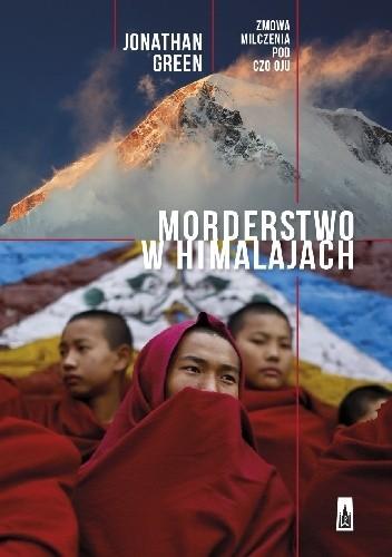 Okładka książki Morderstwo w Himalajach Jonathan Green