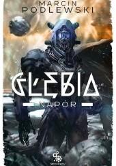Okładka książki Głębia. Napór Marcin Podlewski