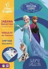 Okładka książki Kraina Lodu Let's play! Disney English