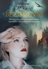 Okładka książki Bezimienni Mirosława Kareta